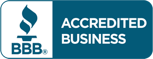 O Homes is Better Business Bureau Accredited